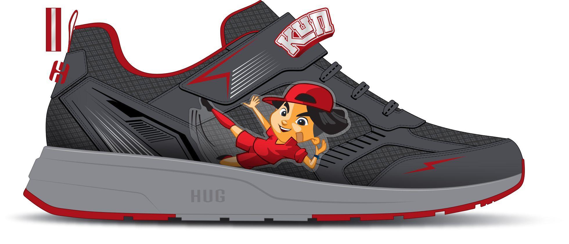4. Giày CC xám